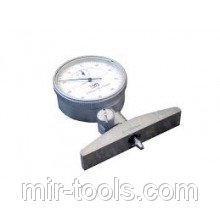 Глубиномер микрометрический ГМ-100 кл.1. 0,01 ГОСТ 7661 на VSETOOLS.COM.UA D022933