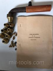 Горелка газовая малогабаритная МГ-3А на VSETOOLS.COM.UA 029134