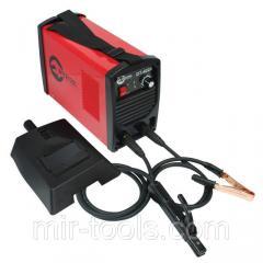 Инвертор 230В, 7 кВт, 30-200 А INTERTOOL DT-4020 Intertool