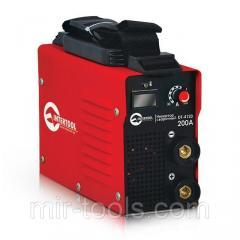 Инвертор сварочный 230 В, 30-200 А, 7,1 кВт INTERTOOL DT-4120 Intertool
