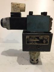 Клапан обратный встраиваемый с управлением МКГВ 16/3 Ф2 Э2.24 на VSETOOLS.COM.UA 009509