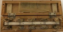 Кольца образцовые для проверки нутромеров модель 104 6-10 Калибр на VSETOOLS.COM.UA 003999