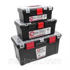 Комплект ящиков для инструментов, 3 шт INTERTOOL BX-0003 Intertool