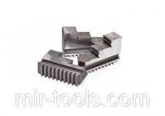 Кулачки к токарному патрону 250 обратные шаг 9 на VSETOOLS.COM.UA D012623