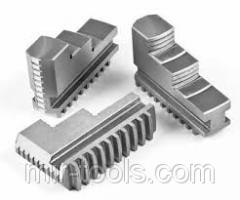 Кулачки к токарному патрону 250 прямые шаг 10 на VSETOOLS.COM.UA D012622