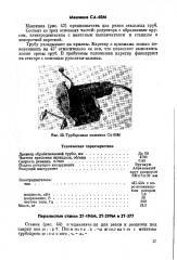 Машинка СА 60-М для резки стальных труб на VSETOOLS.COM.UA 029154