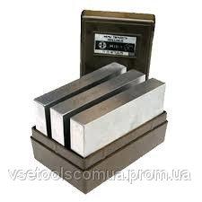 Меры твердости образцовые МТБ-1 2 меры 100+200 ГОСТ 9031-75 на VSETOOLS.COM.UA 003974