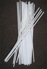 Sticks, tubules for tags