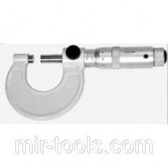 Микрометр МК 0-25 СССР на VSETOOLS.COM.UA D08255