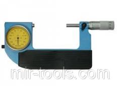 Микрометр МР 75 ГОСТ 4381-66 ЛИЗ на VSETOOLS.COM.UA 019355