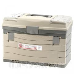 Многофункциональный органайзер пластиковый для метизов, 17 , 435x235x300 мм INTERTOOL BX-4017 Intert