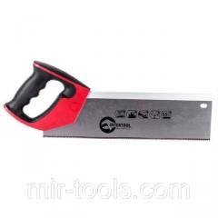 Ножовка пасовочная по дереву 350 мм, 12 зуб.x1 INTERTOOL HT-3114 Intertool