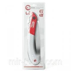 Ножовка садовая складная 150 мм, 7 зуб x 1 , тройная заточка INTERTOOL HT-3142 Intertool