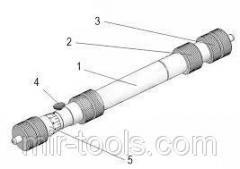 Нутромер микрометрический НМ-2500 ГОСТ 10 ЧИЗ на VSETOOLS.COM.UA 019391