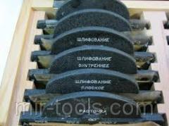 Образцы шероховатости (сравнения) поверхности чугунных и стальных отливок обработаных литой дробью О на VSETOOLS.COM.UA D011327