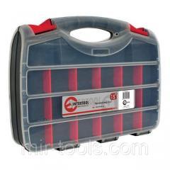 Органайзер пластиковый, 12,5 , 2 в 1, 320x260x80 мм INTERTOOL BX-4004 Intertool