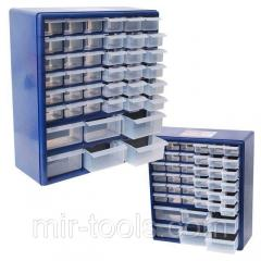 Органайзер пластиковый, 15 380x165x440 мм INTERTOOL BX-4011 Intertool