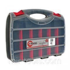 Органайзер пластиковый, 15 , 2 в 1, 380x290x80 мм INTERTOOL BX-4005 Intertool