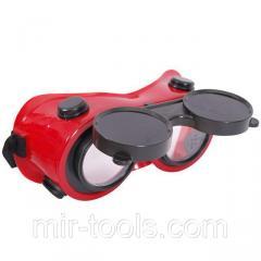 Очки сварщика INTERTOOL SP-0023 Intertool
