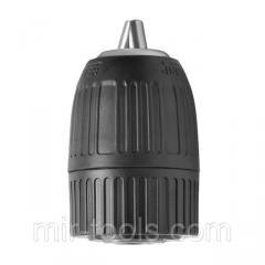 Патрон для дрели самозажимной 1/2 x20, 2-13 мм INTERTOOL ST-1221 Intertool