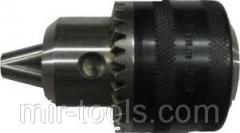 Патрон сверлильный ПС 3-16 мм под резьбу М12х1,25, Китай D022756