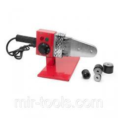Паяльник для труб из PPR 20-32 мм, 800 Вт, 0-300°С, 230 В INTERTOOL RT-2101 Intertool