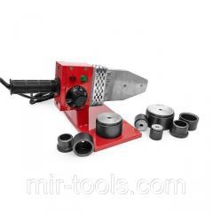 Паяльник для труб из PPR 20-63 мм, 800 Вт, 0-300°С, 230 В INTERTOOL RT-2102 Intertool