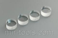 Пластина плоскопараллельная стекляная ПМ-40 к-кт из 4-х штук на VSETOOLS.COM.UA 019388