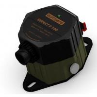 Flow meters and consumption meters