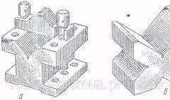Призма П 2-2 150х80х135 кл.2 ГОСТ 5641 СССР на VSETOOLS.COM.UA 005557