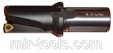 Сверло для сверления рельс ц/х ф 36 (пластина т/с