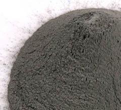 Powder zinc