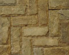 Plitnyak Kirpichik 225Х60 to buy a facing stone