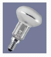 Лампа рефлекторная Osram Е14 R39 30W CONC (37191)