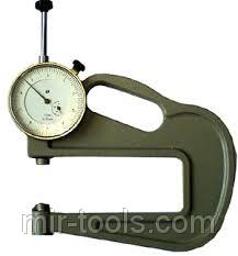 Толщиномер индикаторный ТР 50-250 0,01 0-50мм ГОСТ 2.104-68 Точприбор Иваново на VSETOOLS.COM.UA 019351