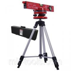 Уровень лазерный с подставкой и штативом INTERTOOL MT-3007 Intertool