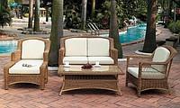 An artificial rattan furniture to buy rattan