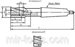 Цековка к/х ф 34 мм без цапфы на VSETOOLS.COM.UA D023033
