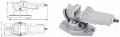 Vice machine sinus 160 mm of Bison-bial 6530-160