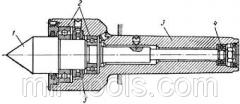 Центр вращения для станков с ЧПУ А-2-6-У ЧПУ Украина LI0000042