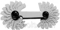 Шаблон резьбовый №1 М55 ГОСТ 519 в металлическом корпусе Griff на VSETOOLS.COM.UA D024610