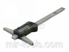 Штангенглубиномер цифровой ШГЦ 200 0.01 Griff на VSETOOLS.COM.UA D017966