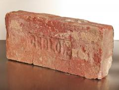 Austrian, Polish centenary brick.