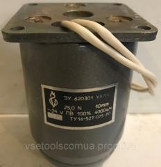 Электромагнит ЭУ620301 UJCN 19268-82 В24 на VSETOOLS.COM.UA 010616