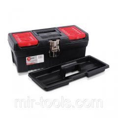 Ящик для инструментов с металлическими замками, 13 330x177x135 мм INTERTOOL BX-1013 Intertool