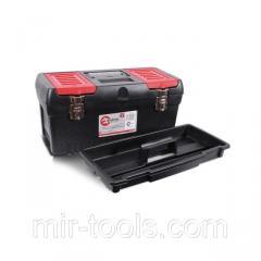 Ящик для инструментов с металлическими замками, 19 483x242x240 мм INTERTOOL BX-1019 Intertool
