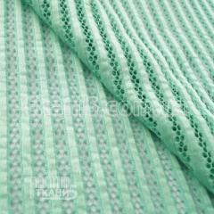 Fabric Grid neoprene (mint) 6413