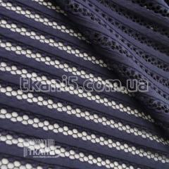 Fabric Grid neoprene (dark blue) 6410