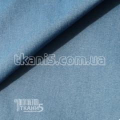 Fabric of Streych jeans (blue) 6542