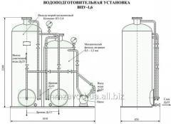 Водоподготовительные установки ВПУ-1,6